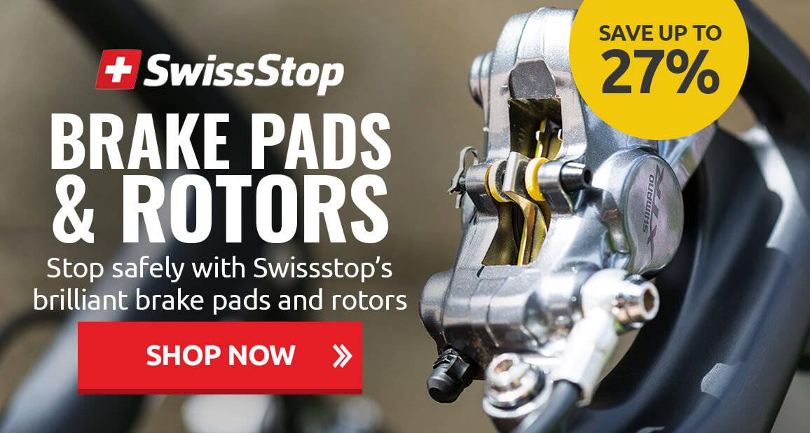 Swissstop brake pads & rotors