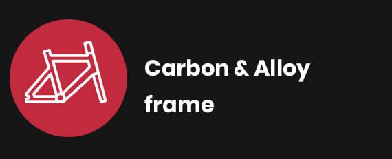 Alloy & Carbon frames