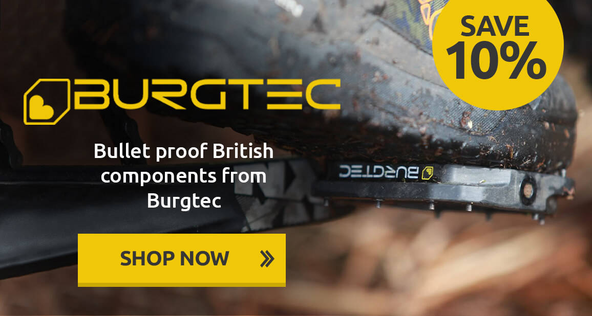 10% Off Burgtec