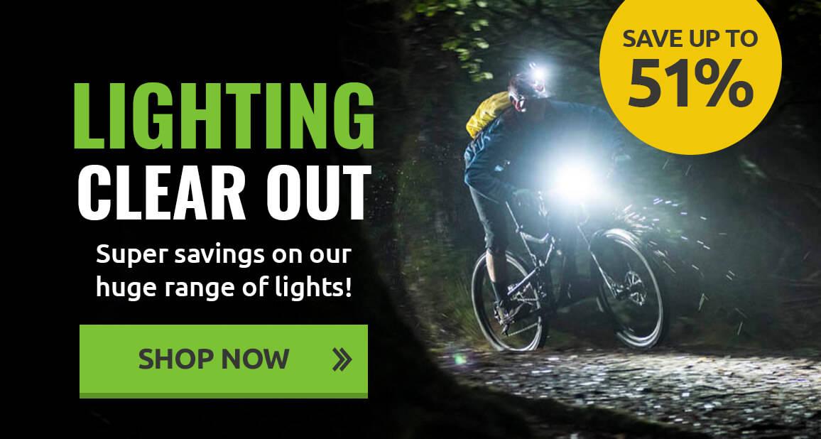 Up To 51% Off Our Huge Range Of Lights!