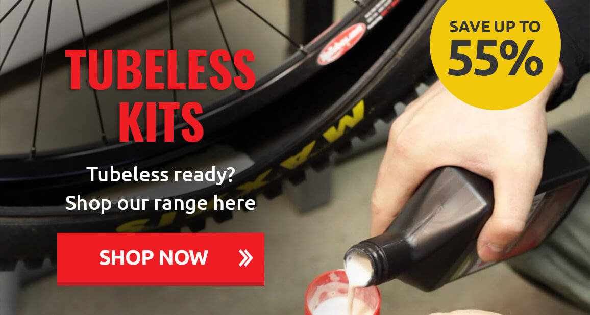 Up To 55% Off Tubeless Kits