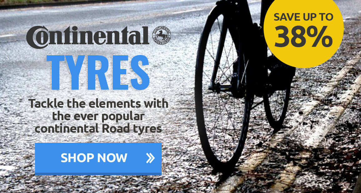 Up To 38% Off Conti Tyres