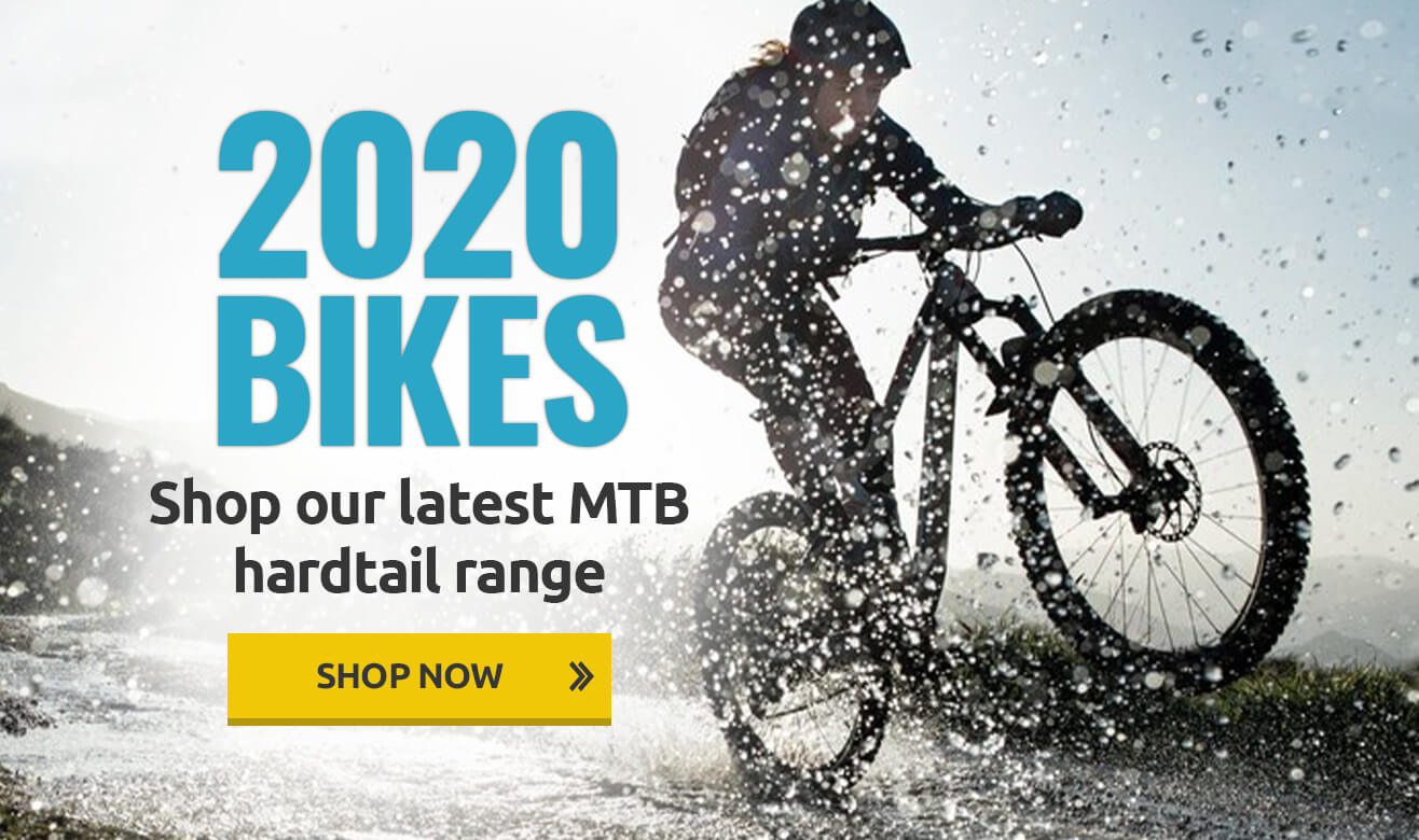 2020 MTB Hardtail Bike Range