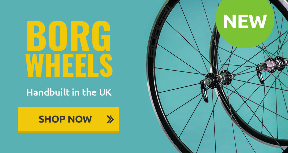 Borg Wheels - Hand build in the UK