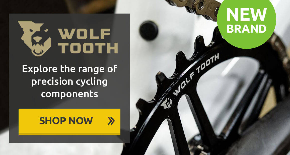 Precision cycling components from Wolf Tooth