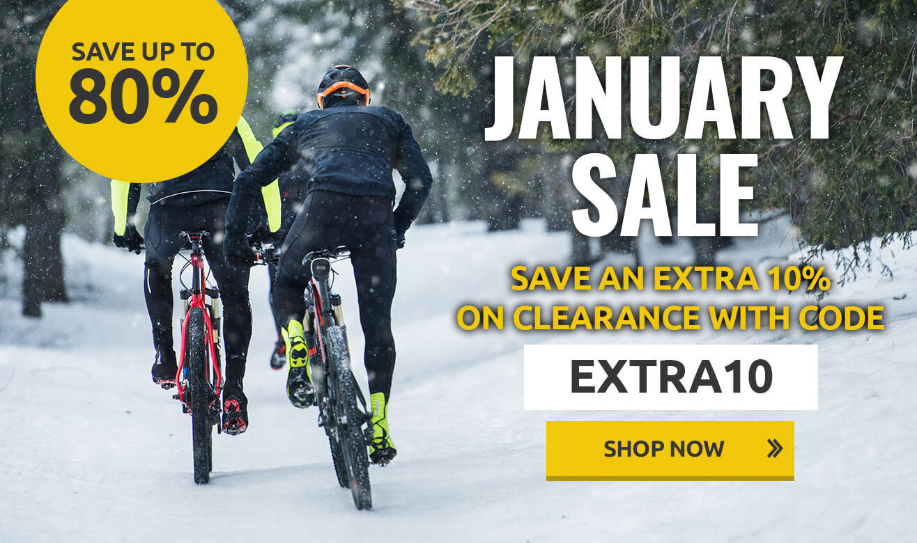 Save up to 80% in the January Sale - Save an Extra 10% With Code EXTRA10
