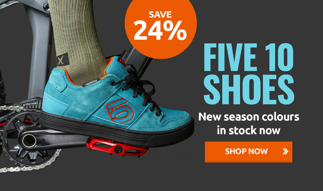 Save 24% on Five 10 Shoes