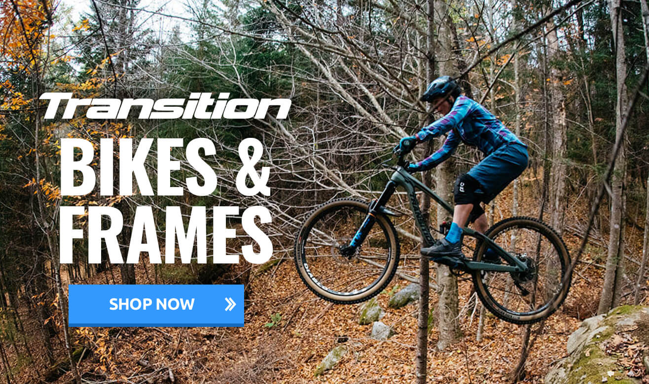 Transition Bikes and Frames