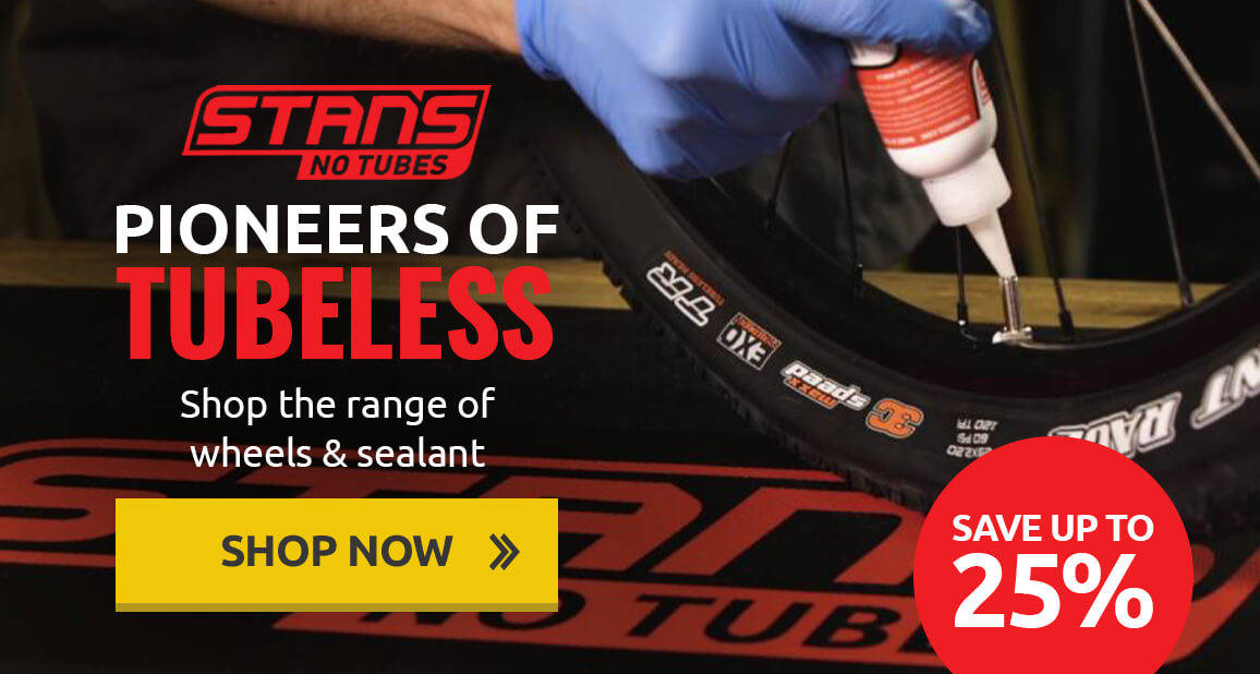 Stans NoTubes - Save up to 25%