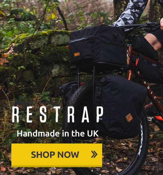Restrap Bags - Handmade in the UK