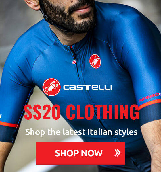 Castelli SS20 Clothing