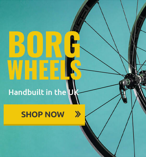 Borg Wheels - Handmade in the UK