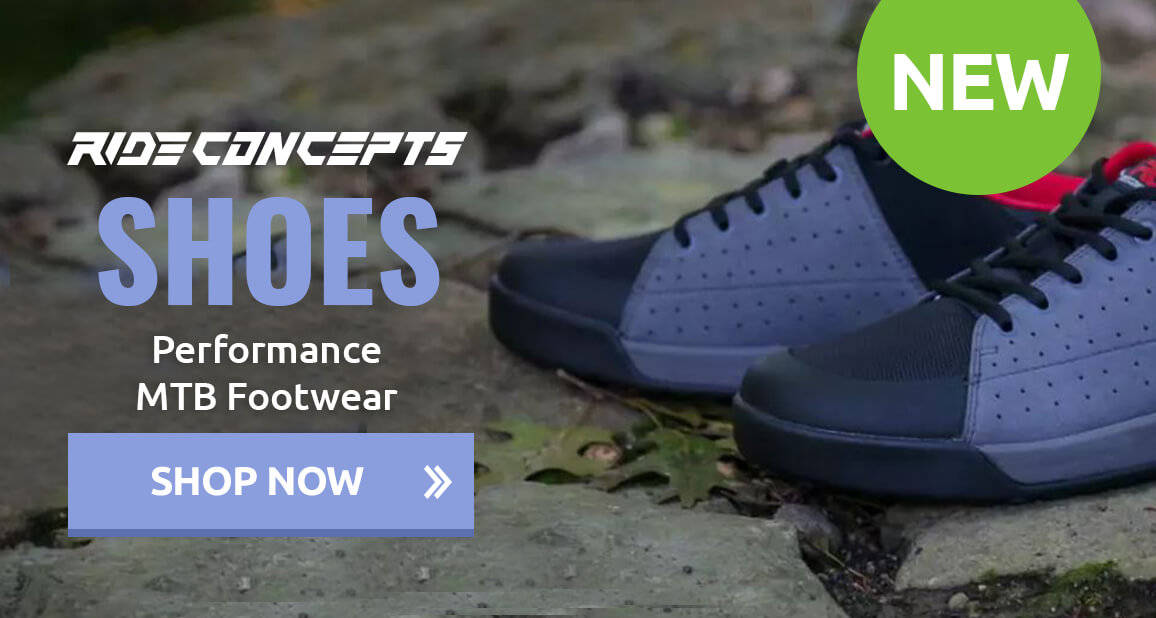 Ride Concepts Performance MTB Footwear