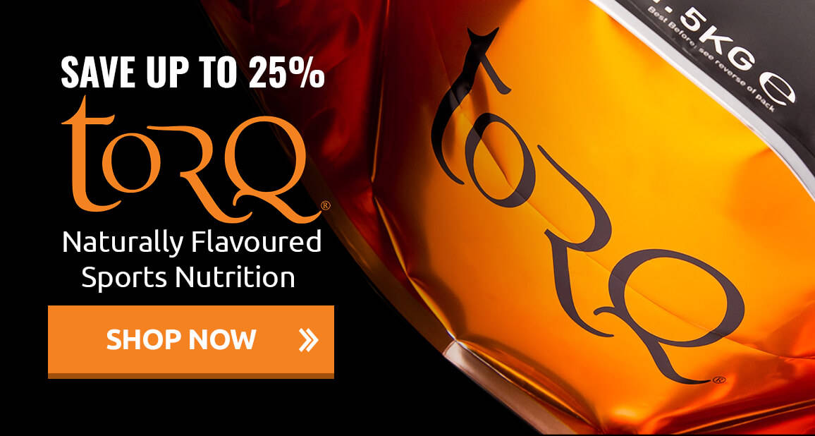Up to 25% off Torq Nutrition