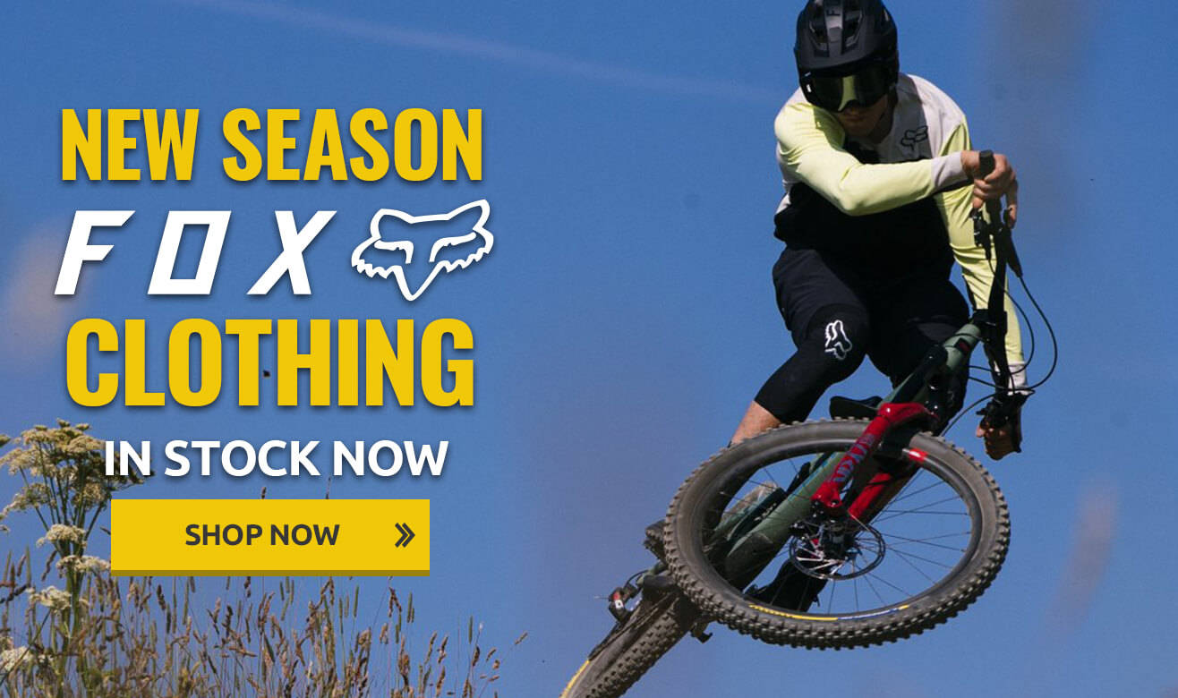 New Season Fox Clothing - In stock now