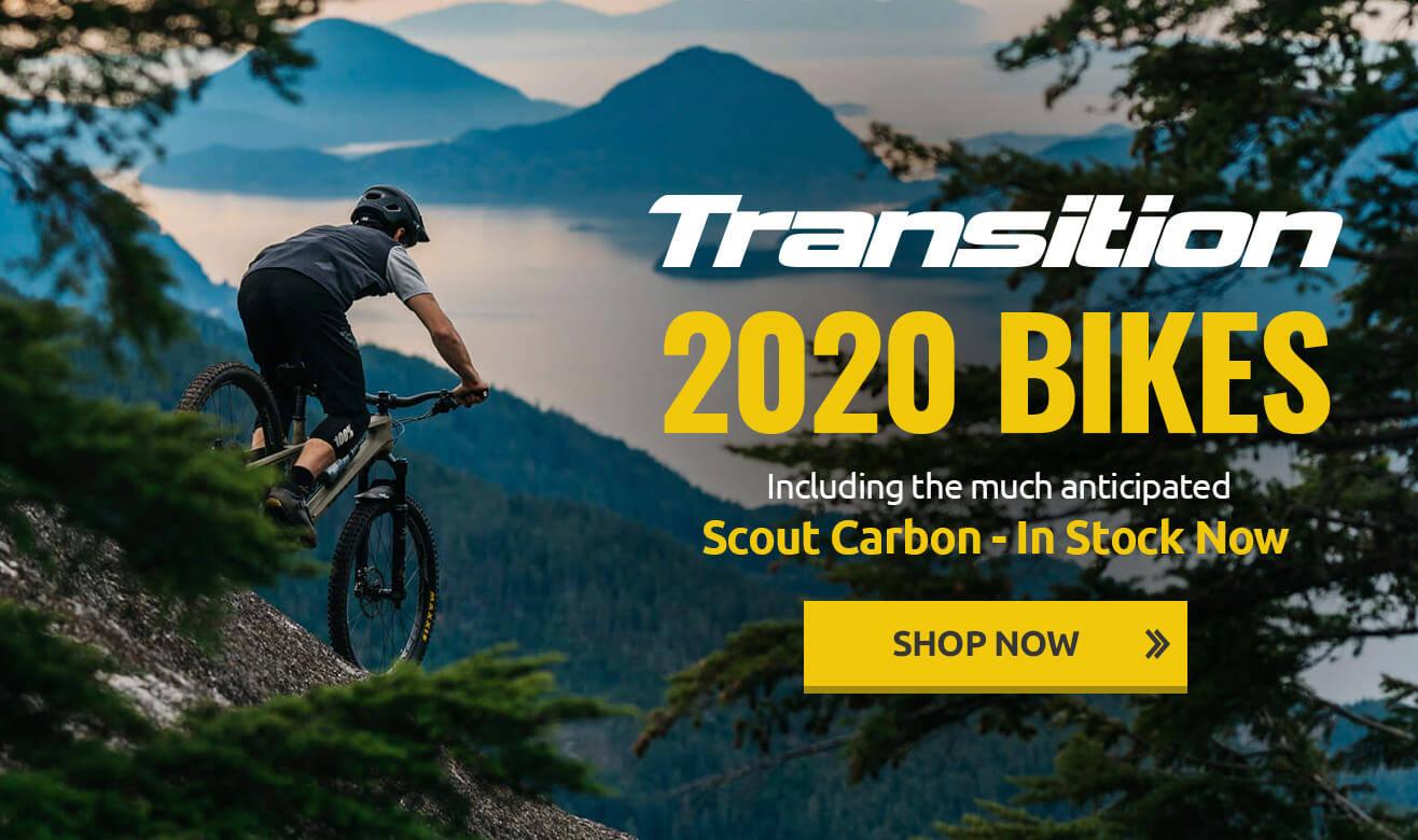 Transition 2020 Bikes