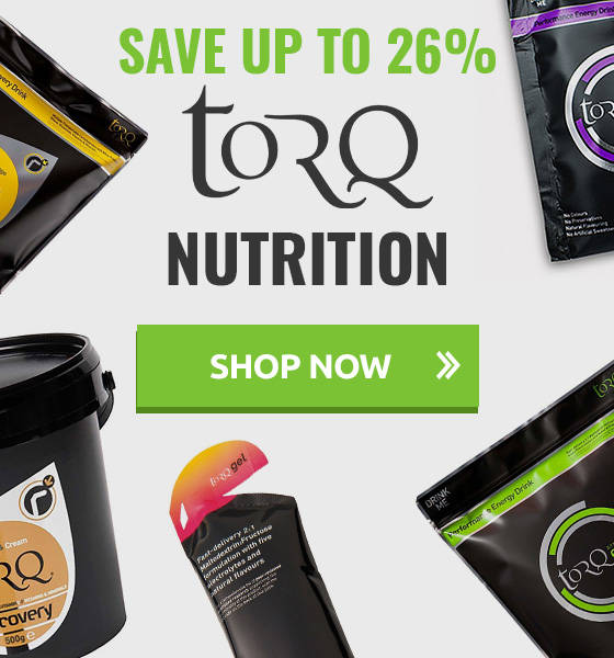 Up to 26% off Torq Nutrition