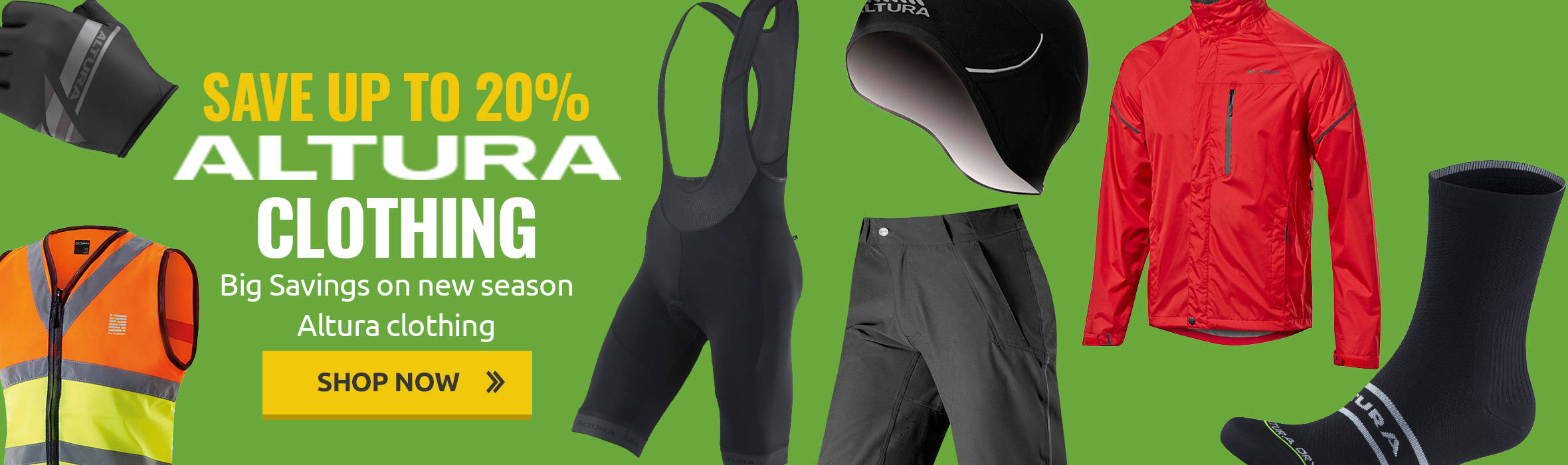 Altura Clothing - Save 20%