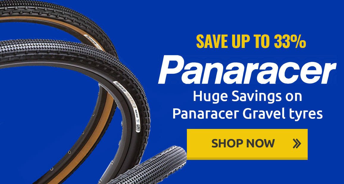 Up to 33% off Panaracer Gravel tyres
