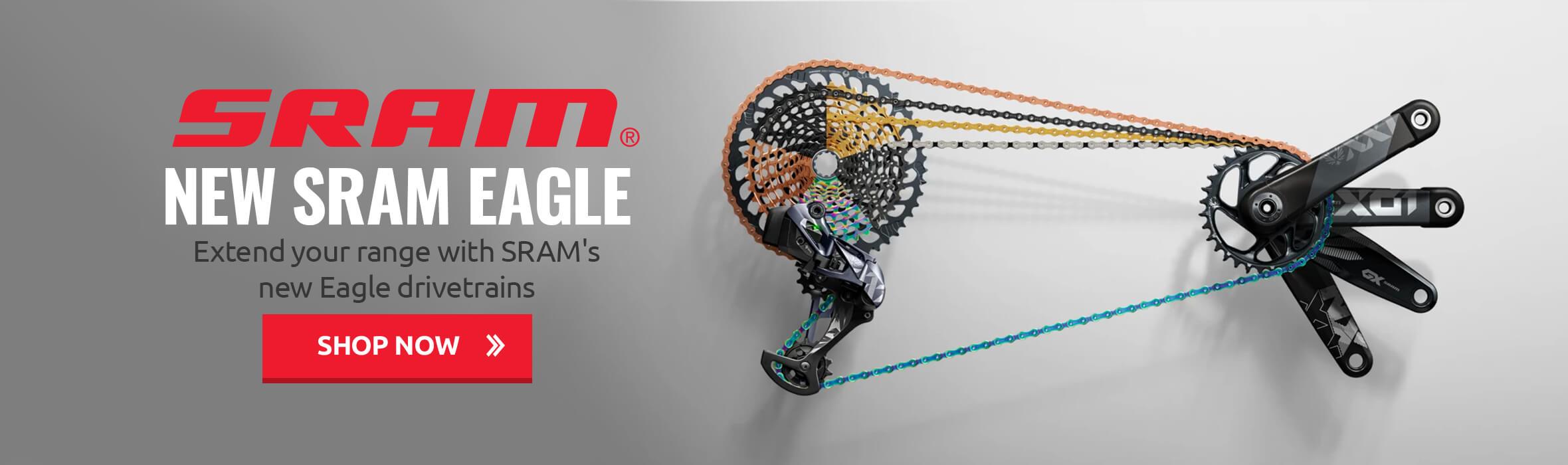 New SRAM Eagle
