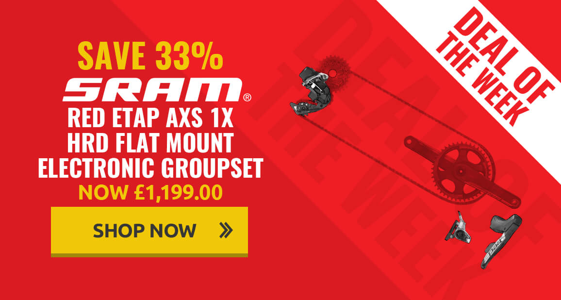 Save 30% on SRAM Red eTap