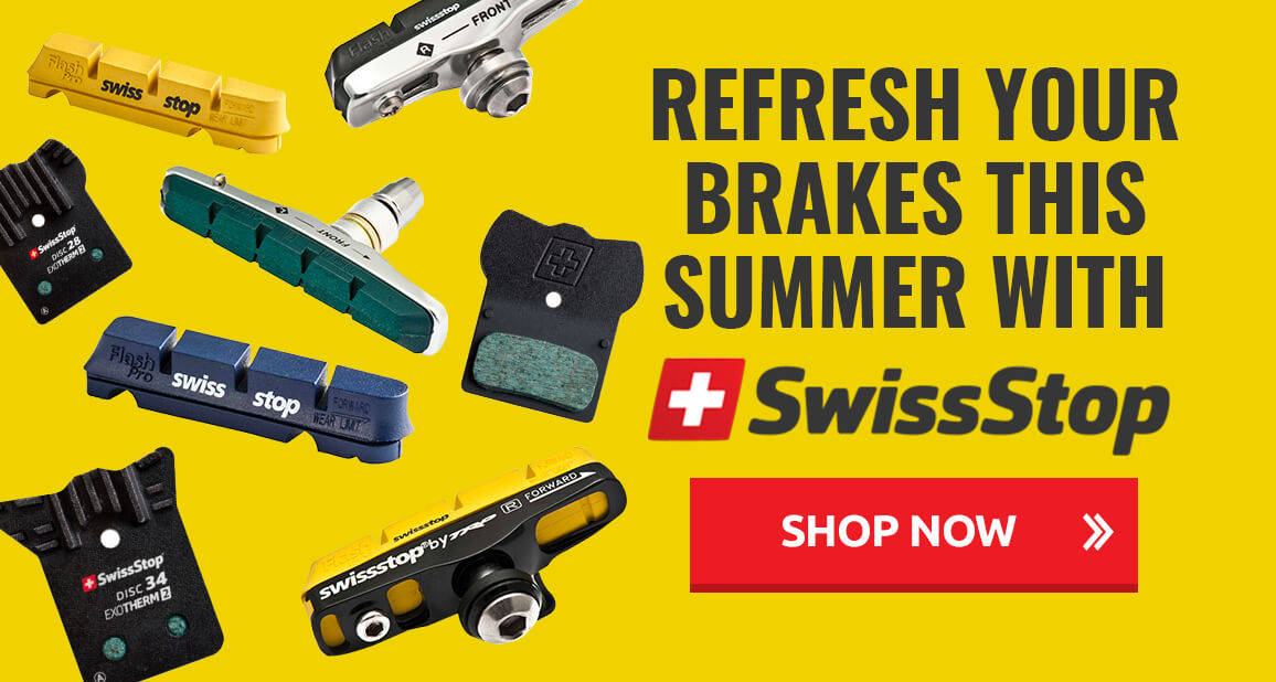 Swissstop - Refresh you brakes this summer with Swissstop