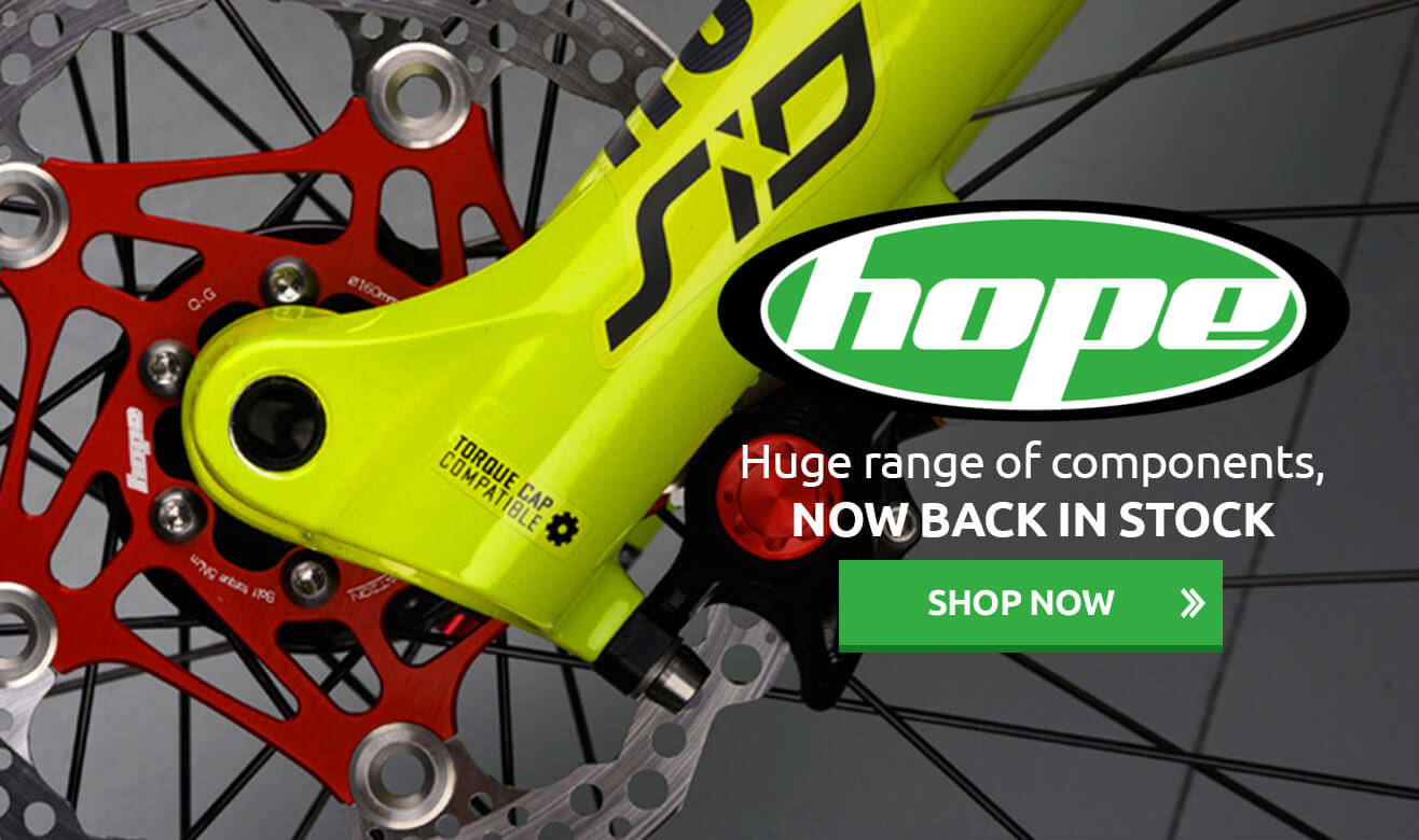 Huge range of Hope components