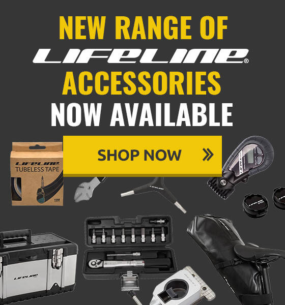 New range of LifeLine accessories now in stock