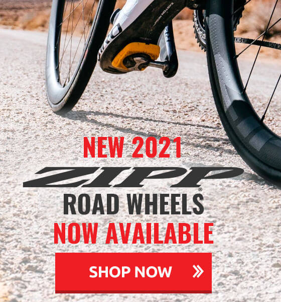 2021 Zipp road wheels now available