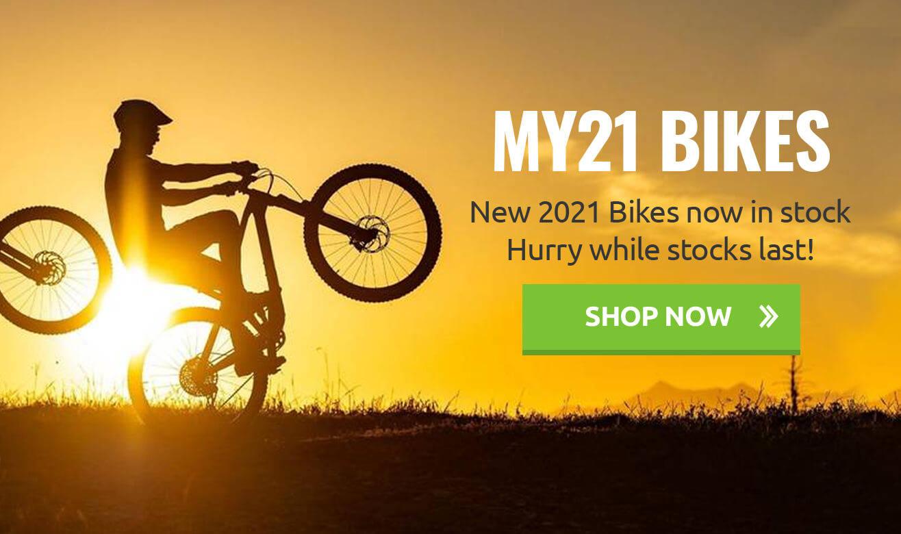 Shop MY21 Bikes