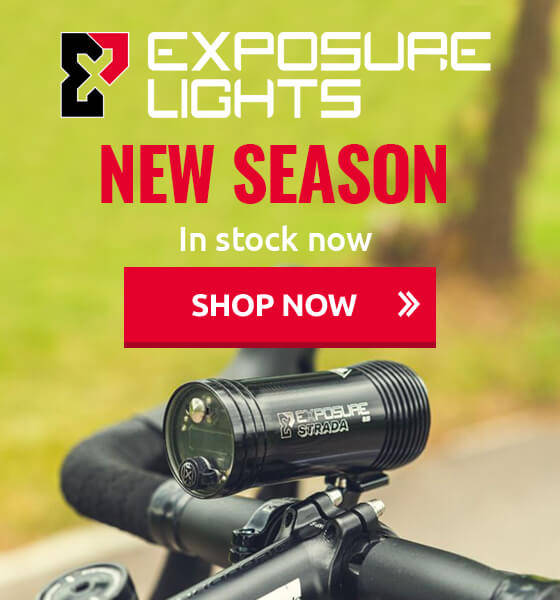 New season Exposure Lights - In stock now!