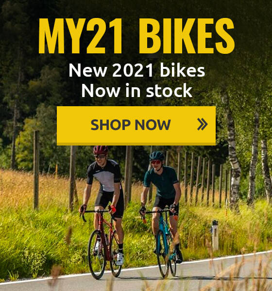 New 2021 Bikes Now in stock - hurry while stocks last!