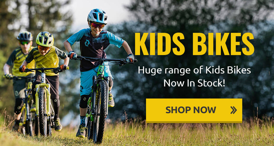 Huge range of Kids Bikes Now In Stock!