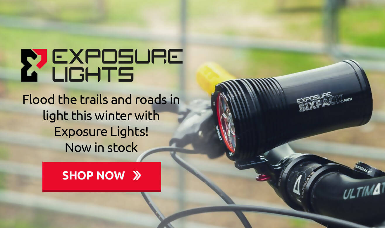 Shop Exposure Lights
