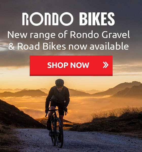 New range of Rondo Gravel & Road Bikes now available