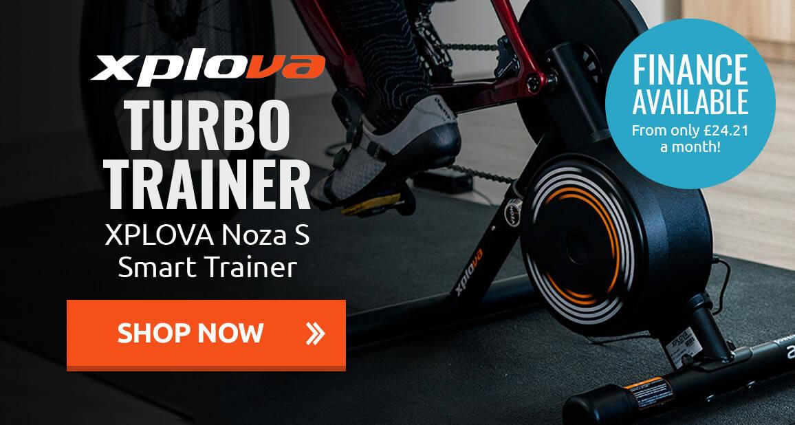 XPLOVA Noza S Smart Trainer - Save 5%