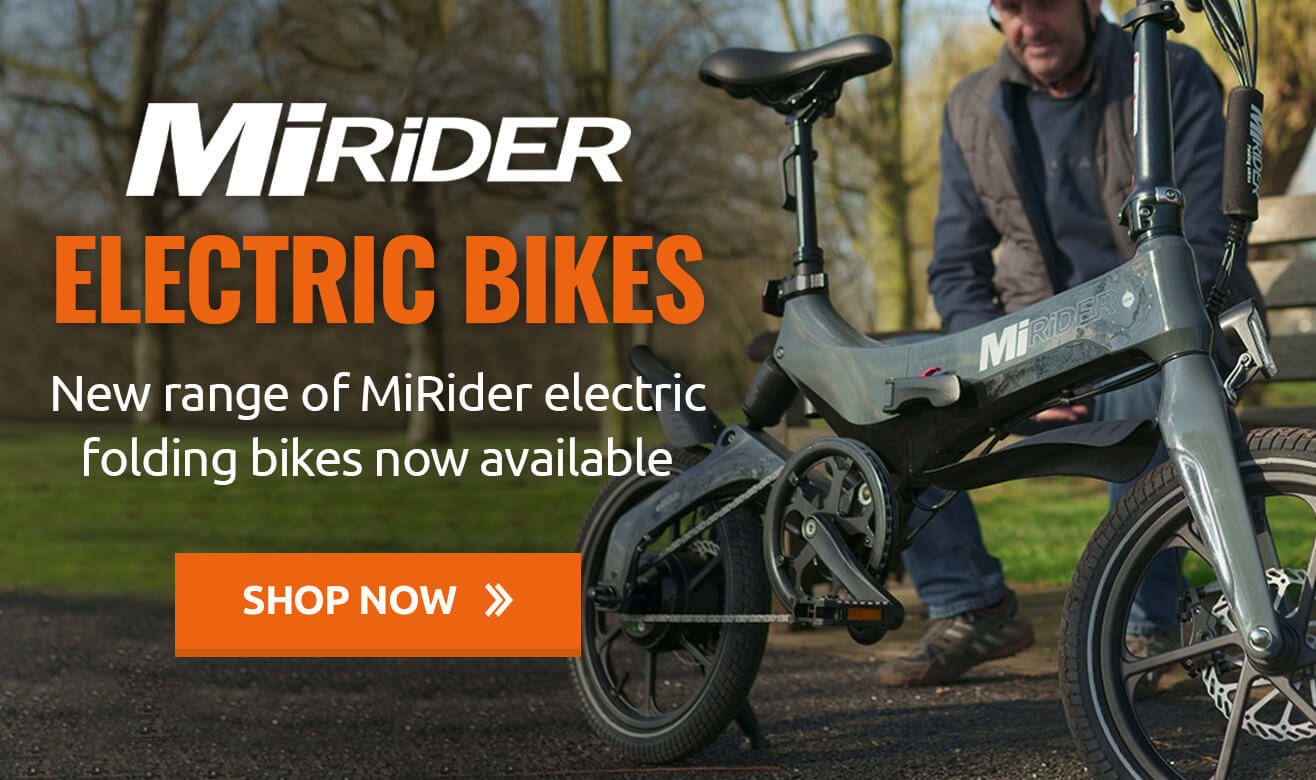Shop MiRider Electric Bikes