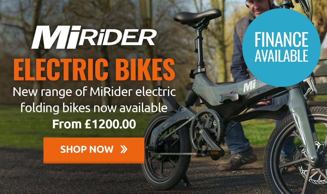 Shop MiRider Electric Bikes