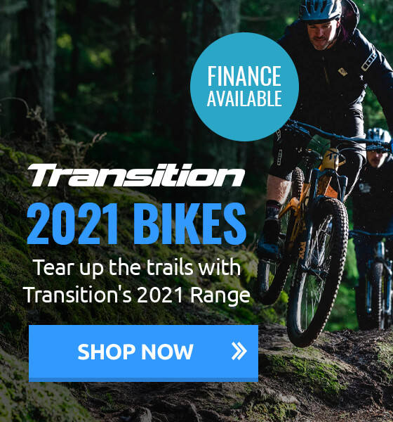 Tear up the trails with Transition's 2021 Range