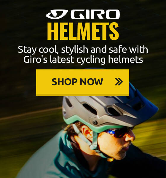 Stay cool, stylish and safe with Giro's latest cycling helmets