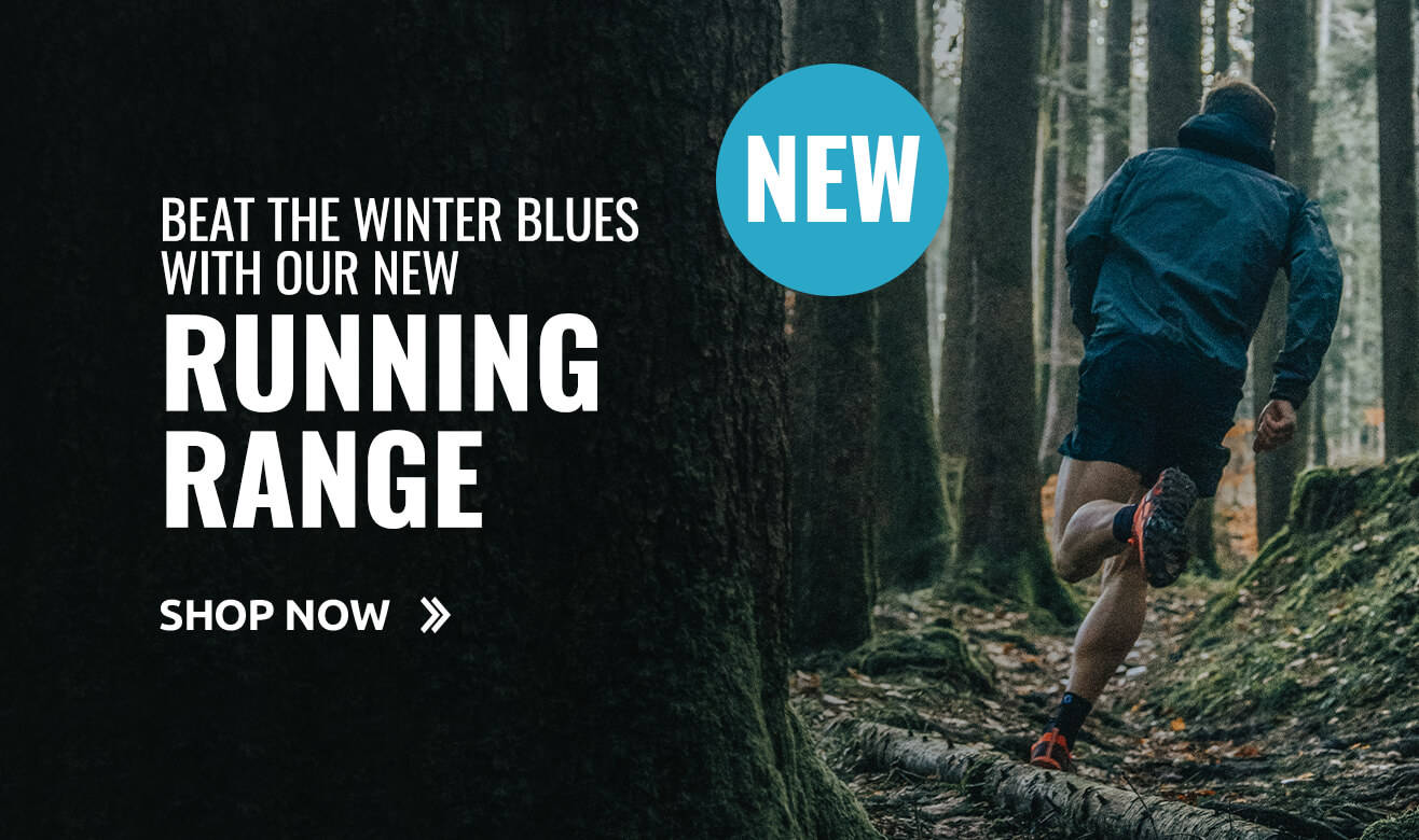 Shop our Running Range