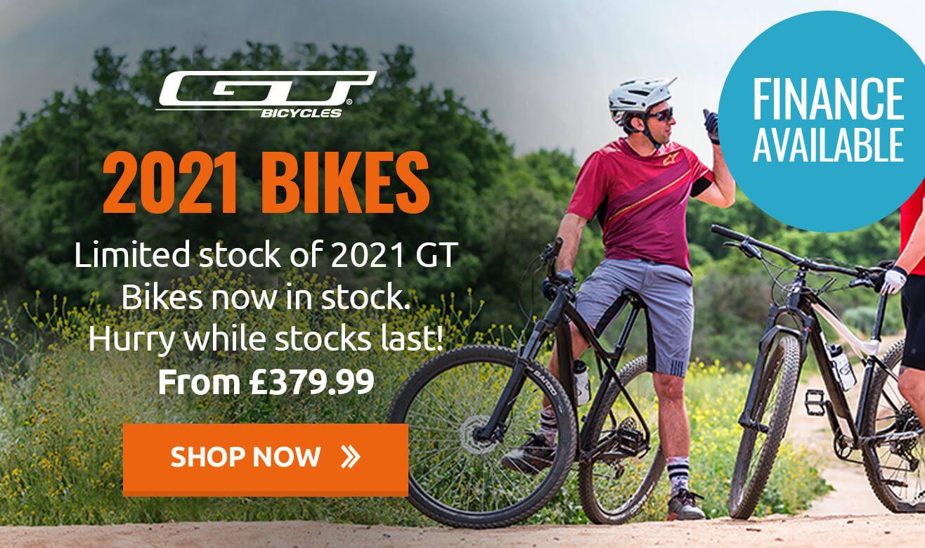 Shop GT 2021 Bikes