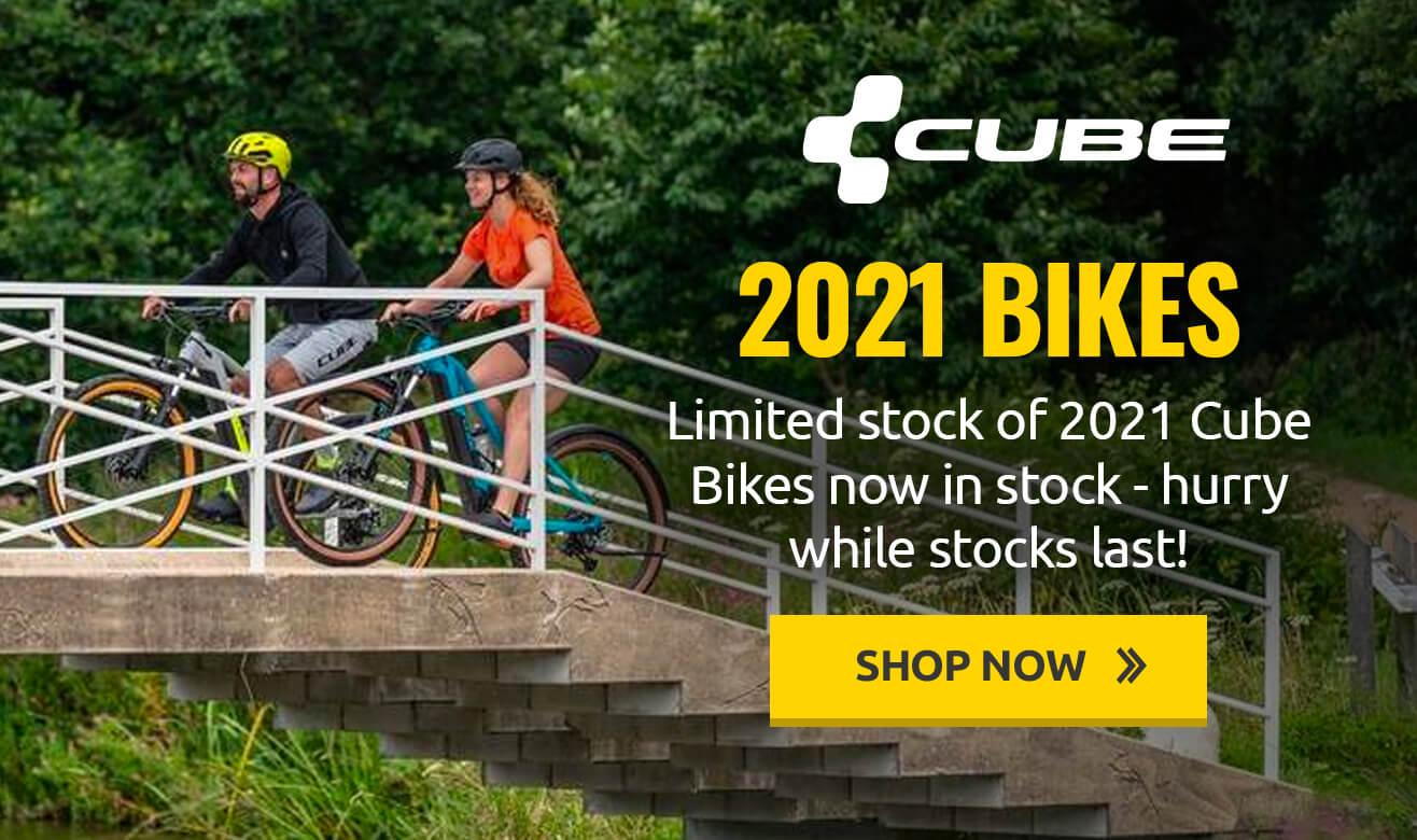 Shop Cube 2021 Bikes
