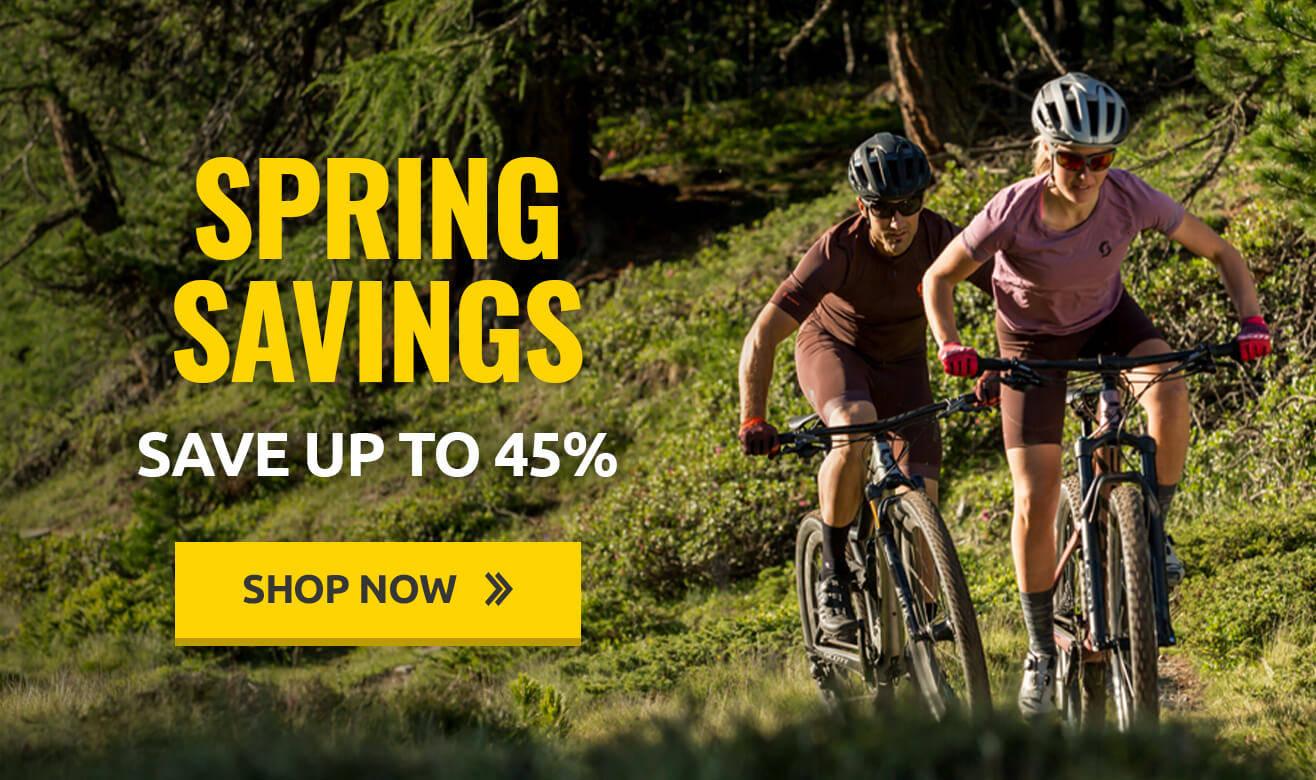 Shop Spring Savings!
