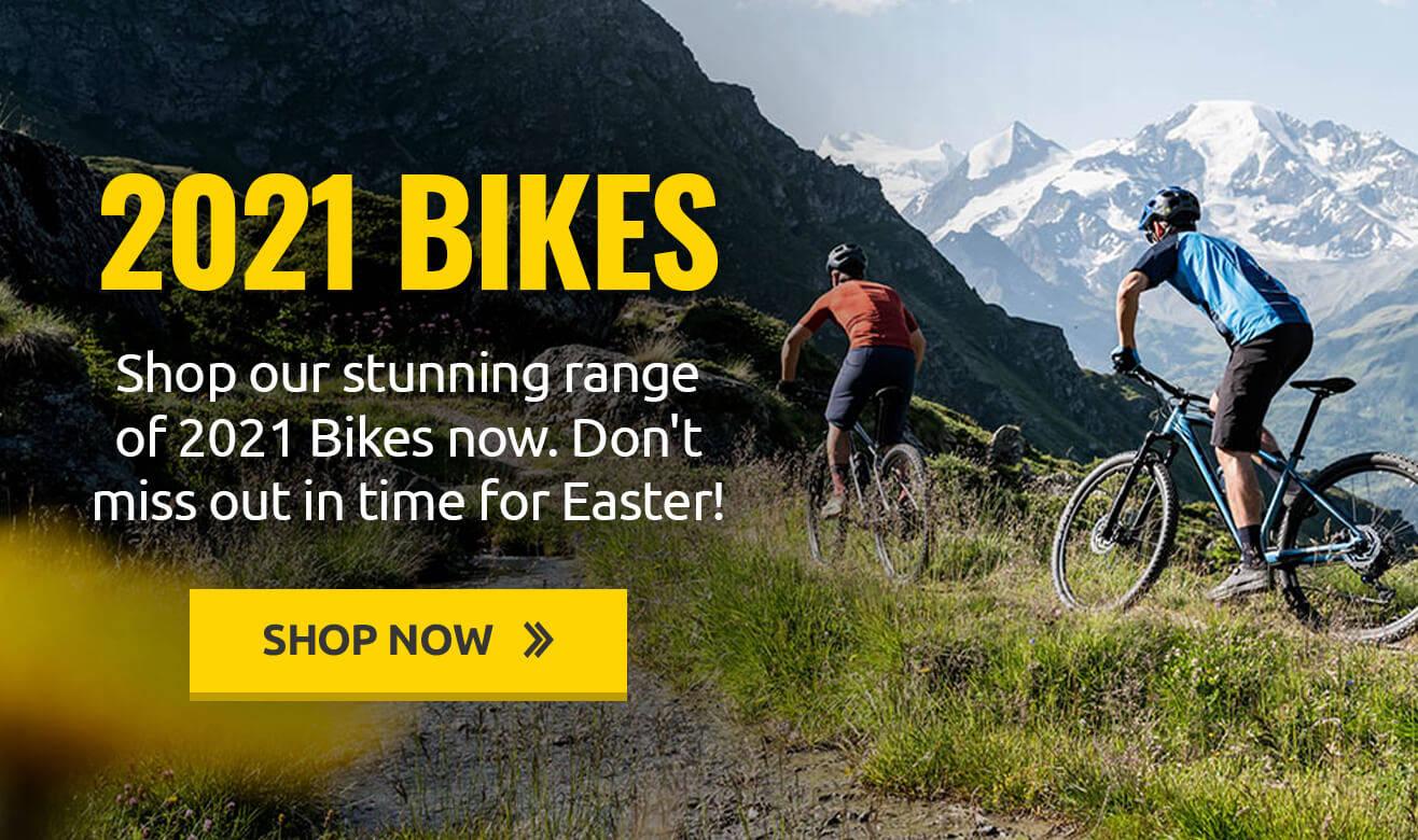 Shop 2021 Bikes