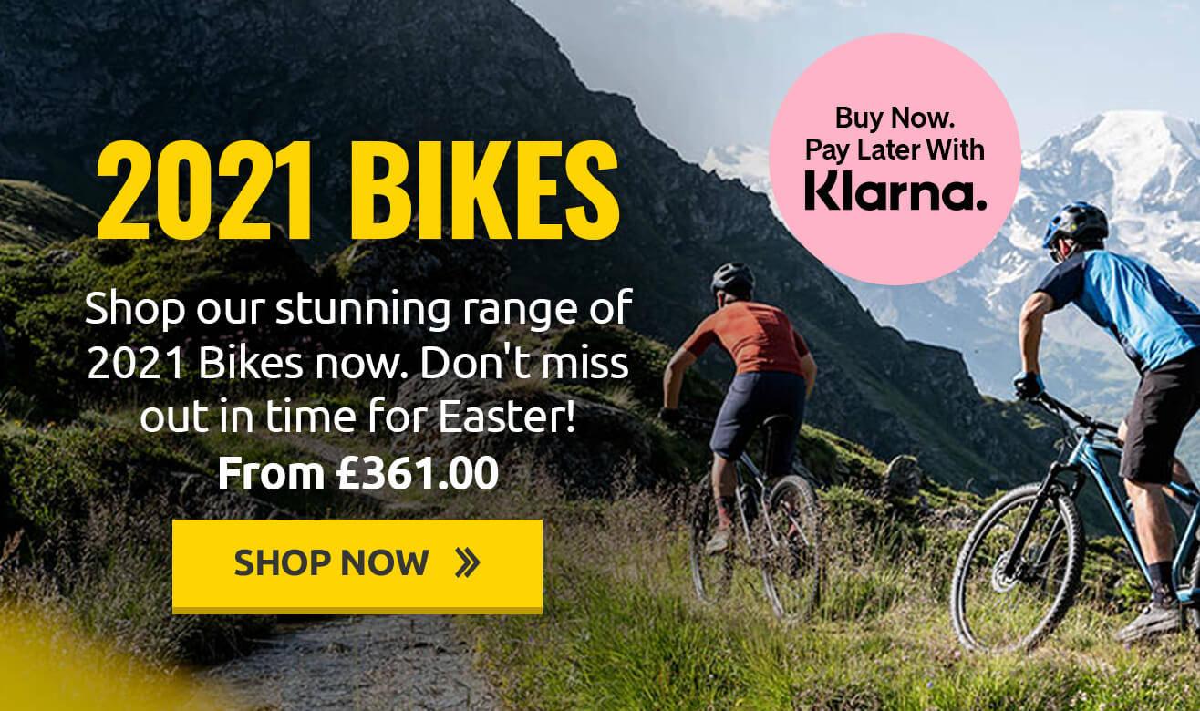 Shop New 2021 Bikes