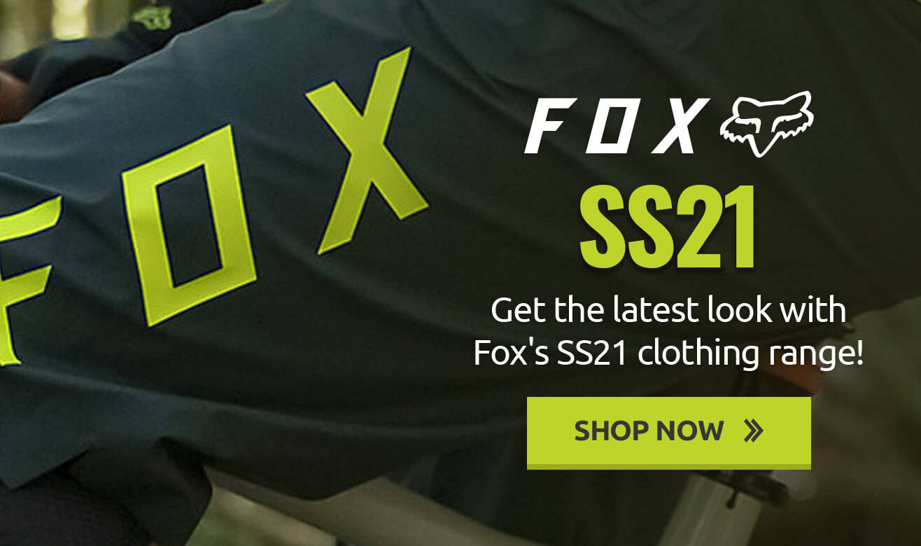 Shop Fox SS21 Clothing