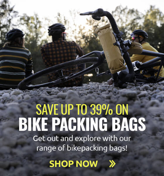 Up to 39% off Bike packing bags