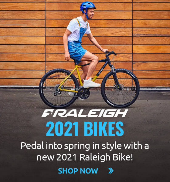 2021 Raleigh Bikes