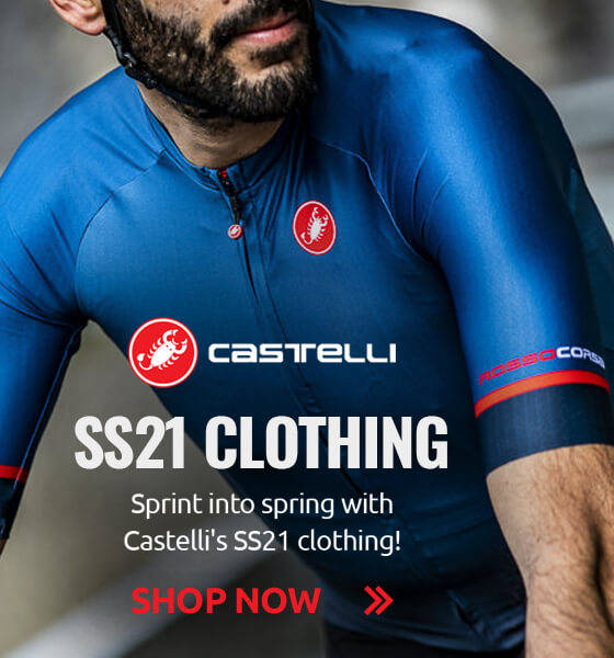Castelli SS21 Clothing